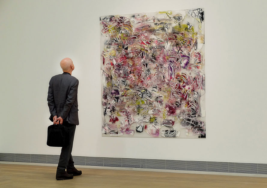 Håkan Rehnberg, Moderna Museet