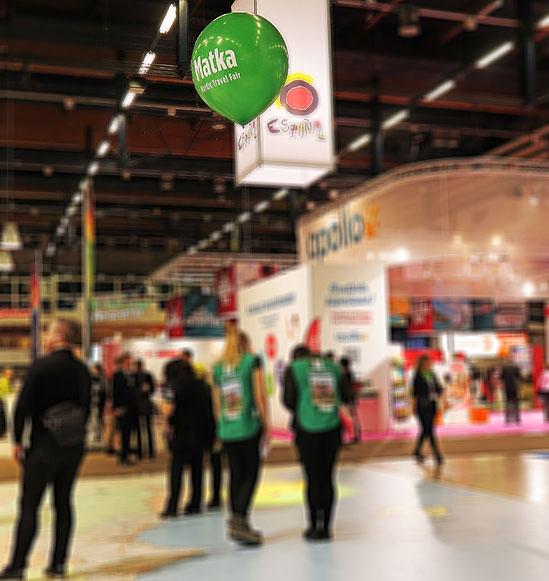 Matka Nordic Travel Fair 2015