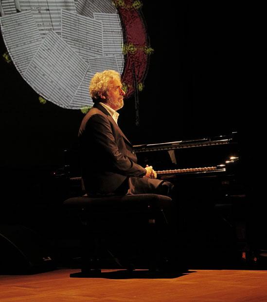 Nicola Piovani på Konserthuset