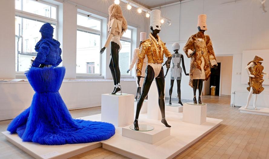Crafted Couture by Wilhja på Handarbetets vänner