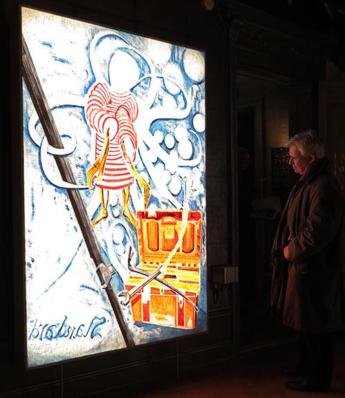 Cinema Painting av Ulf Rollof på CFHill