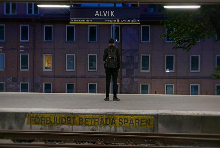 Alvik / Nockebybanan / Tunnelbanan