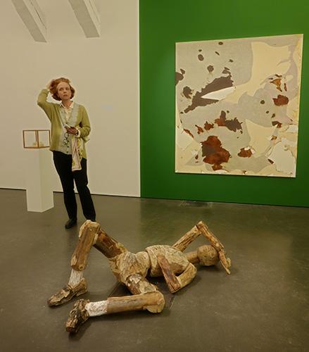 Julia Bondesson / Charline von Heyl / Rosemarie Trockel, Johan Berggren Gallery / Monopol 2018, Spritmuseum